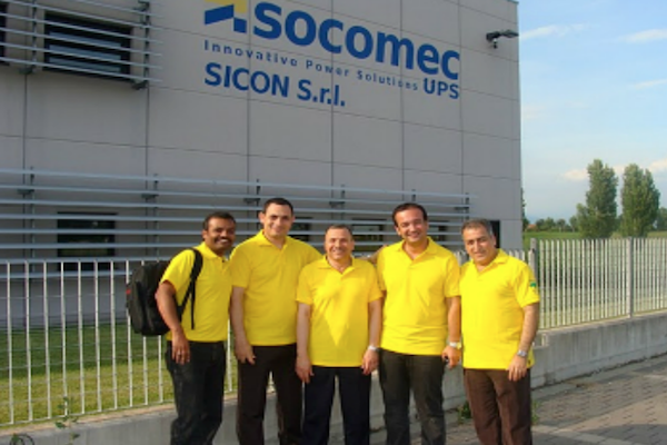 SOCOMEC Middle East Seminar - ITALY