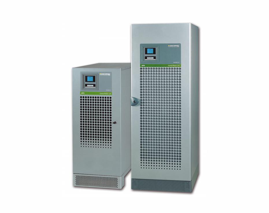 MASTERYS GP 2.0 (10-120 kVA)