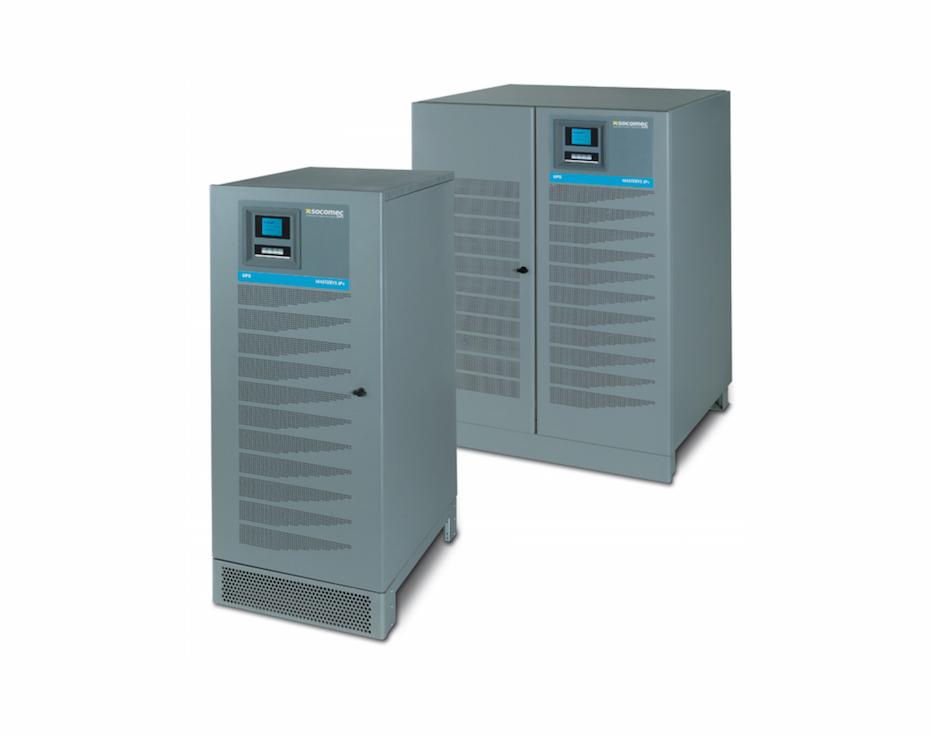 MASTERYS IP+ (10-80 kVA)